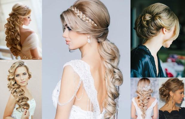 свадебные fashion прически 2015
