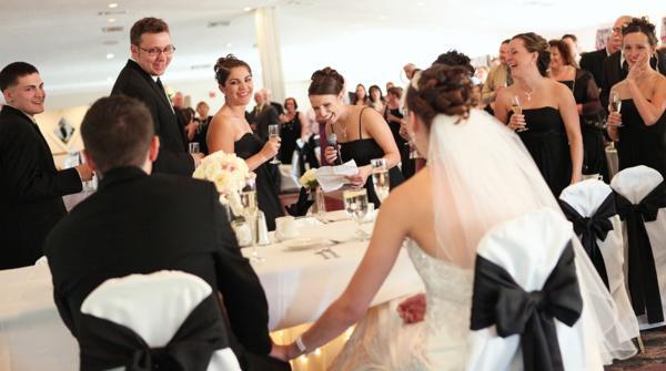 Необычные поздравление на свадьбу молодых