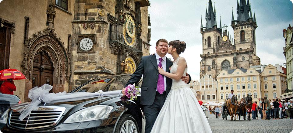 Прага свадьба в ратуше 37